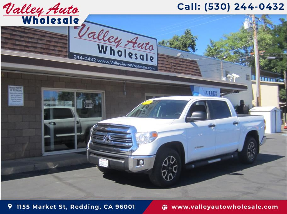 2016 Toyota Tundra CrewMax from Valley Auto Wholesale Inc.