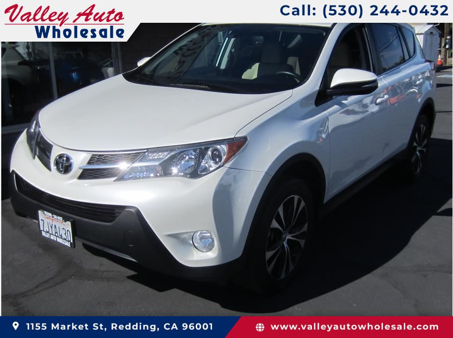 2015 Toyota RAV4 from Valley Auto Wholesale Inc.