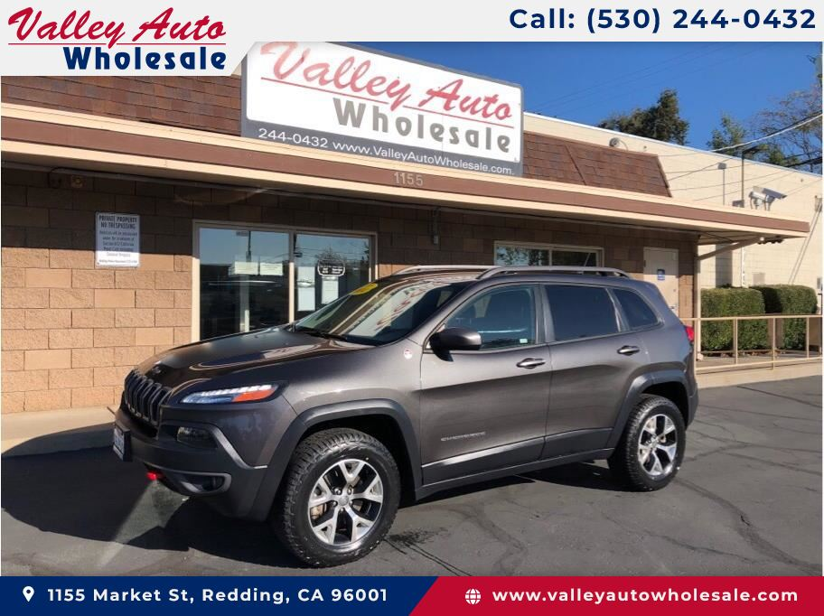2014 Jeep Cherokee from Valley Auto Wholesale Inc.