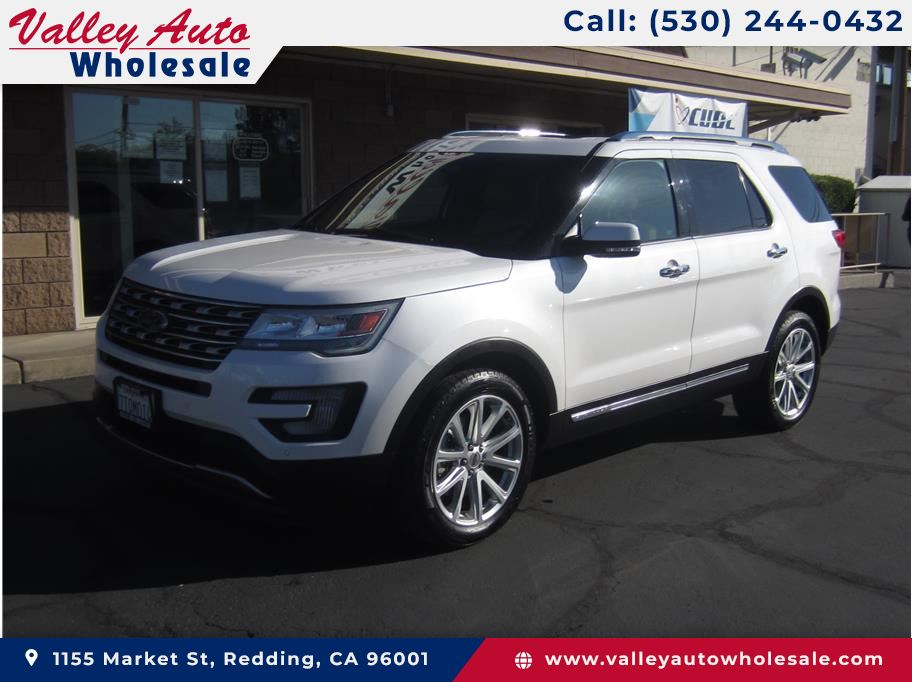 2016 Ford Explorer from Valley Auto Wholesale Inc.