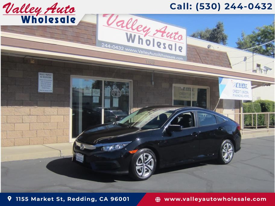 2016 Honda Civic from Valley Auto Wholesale Inc.