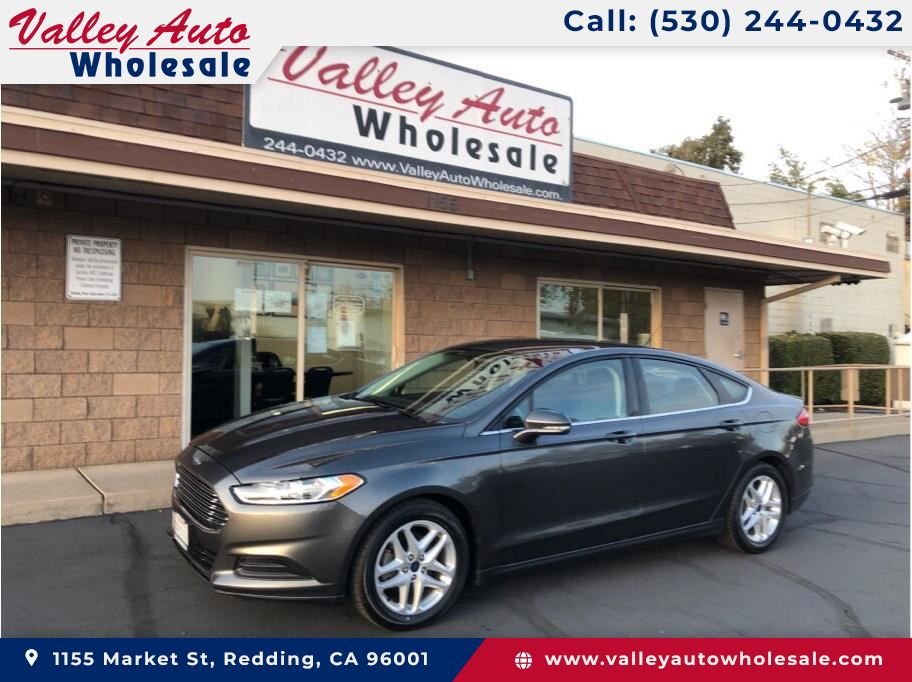2016 Ford Fusion from Valley Auto Wholesale Inc.