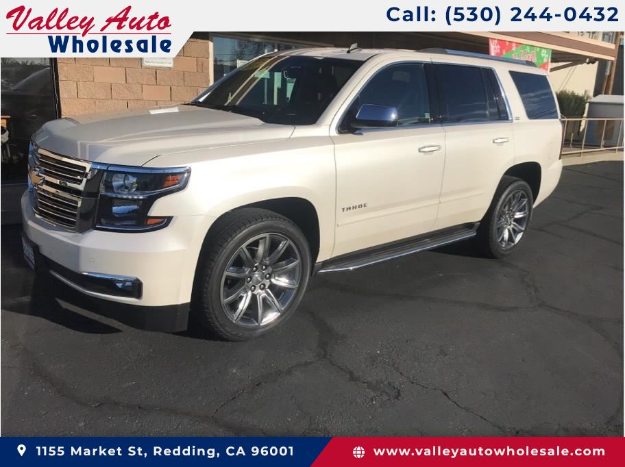 2015 Chevrolet Tahoe from Valley Auto Wholesale Inc.