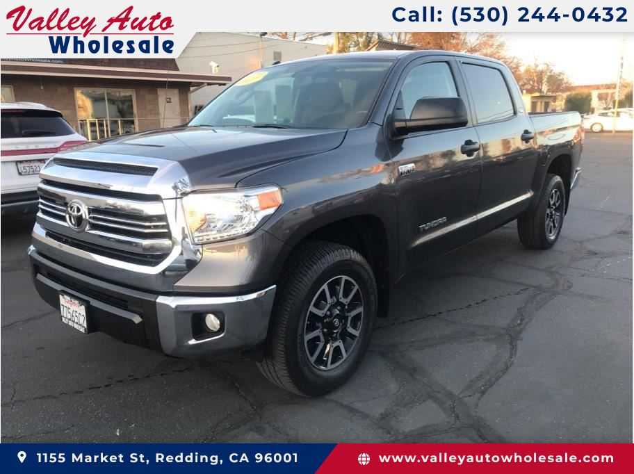 2017 Toyota Tundra CrewMax from Valley Auto Wholesale Inc.