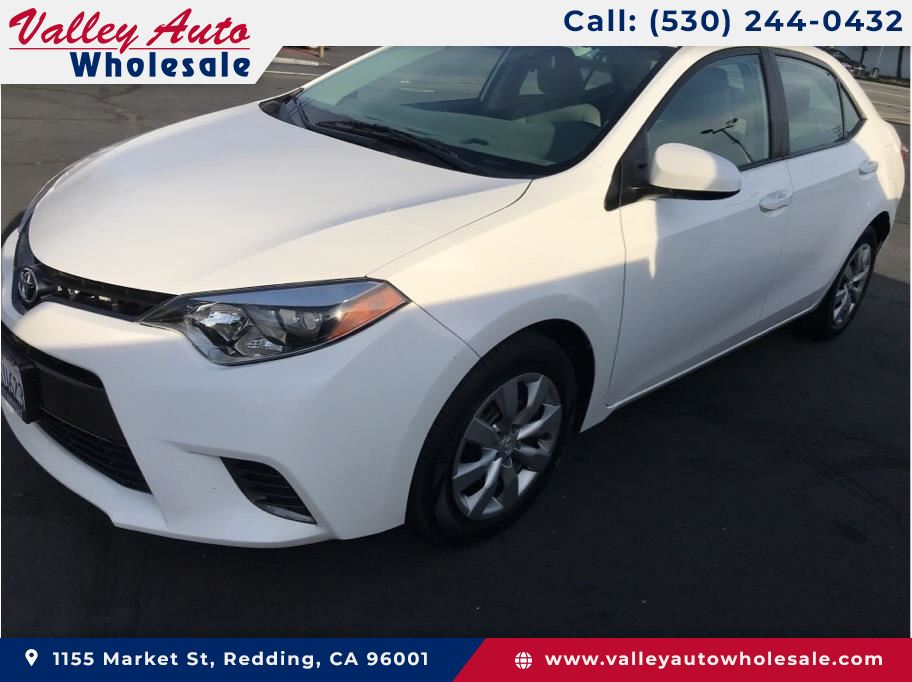 2016 Toyota Corolla from Valley Auto Wholesale Inc.