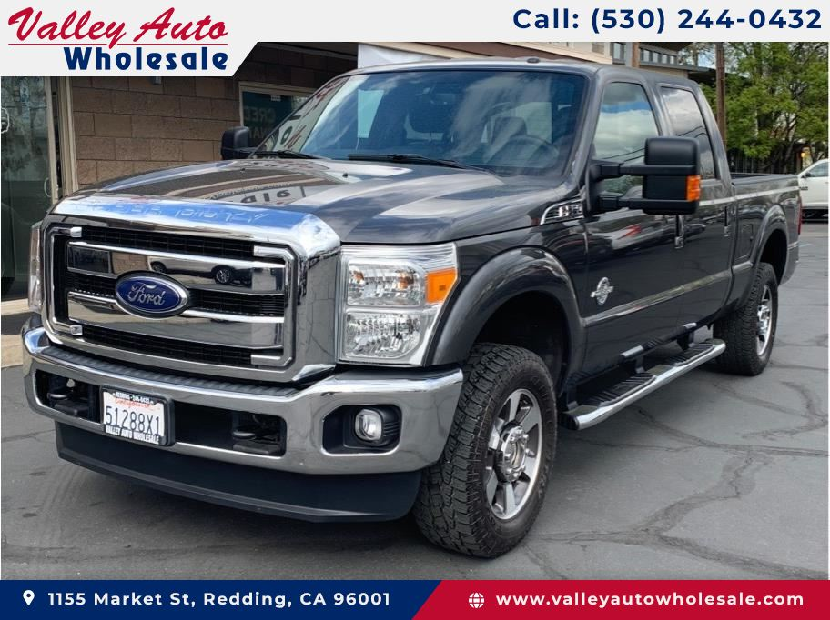 2016 Ford F250 Super Duty Crew Cab from Valley Auto Wholesale Inc.