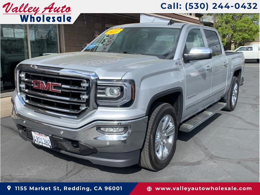 2017 GMC Sierra 1500 Crew Cab from Valley Auto Wholesale Inc.