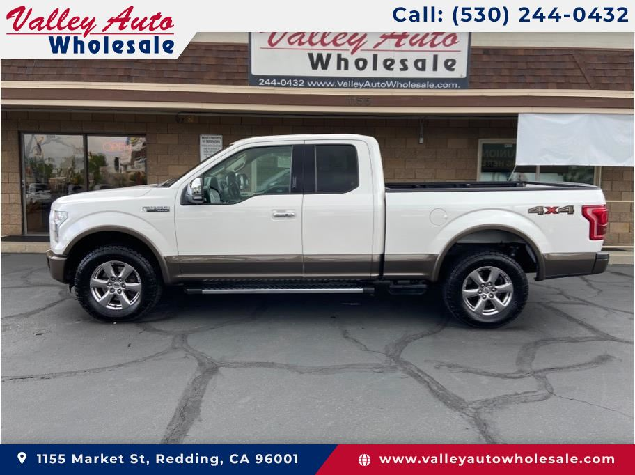 2016 Ford F150 Super Cab from Valley Auto Wholesale Inc.