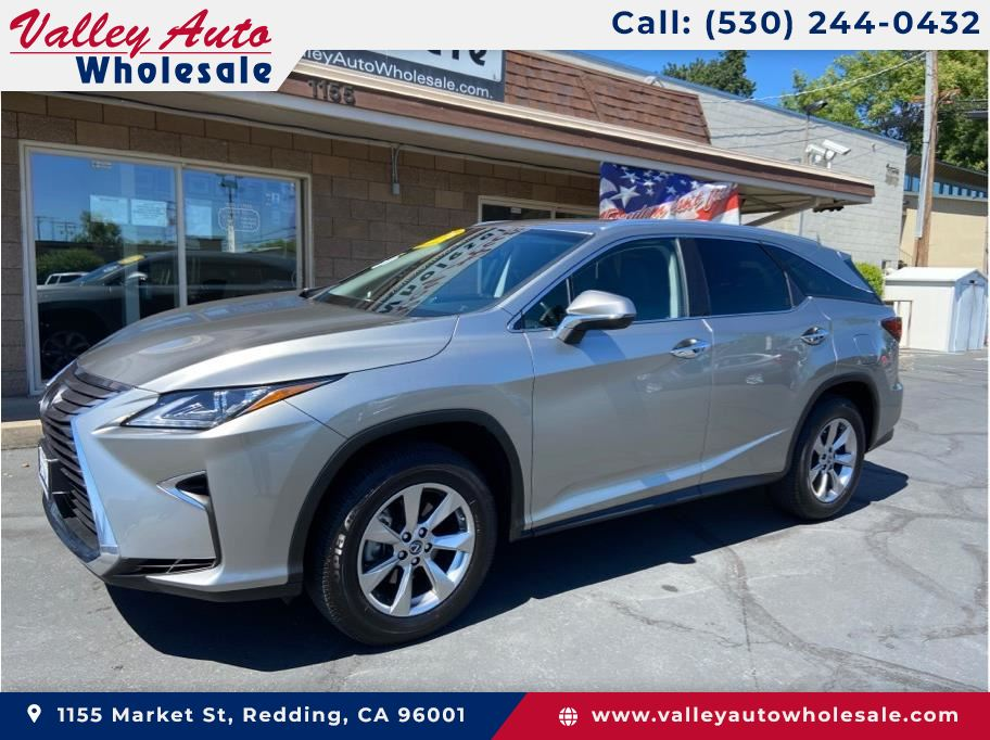 2018 Lexus RX from Valley Auto Wholesale Inc.