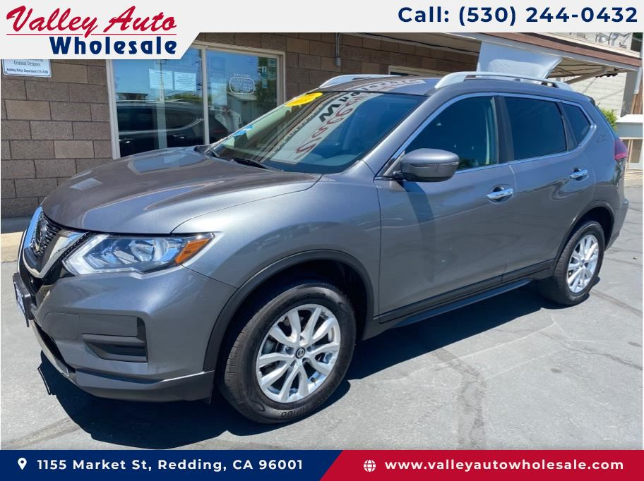 2018 Nissan Rogue from Valley Auto Wholesale Inc.