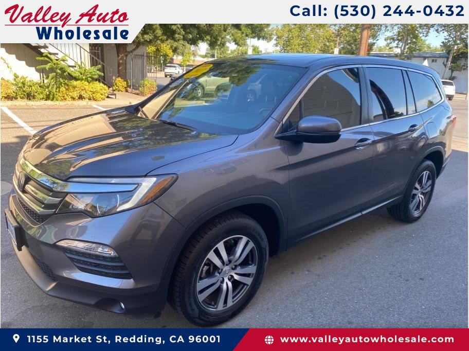 2017 Honda Pilot from Valley Auto Wholesale Inc.