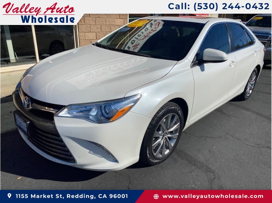2017 Toyota Camry from Valley Auto Wholesale Inc.