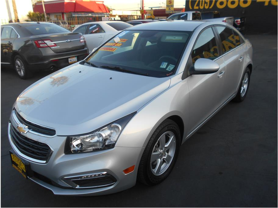 2016 Chevrolet Cruze Limited from Payless Auto Sales