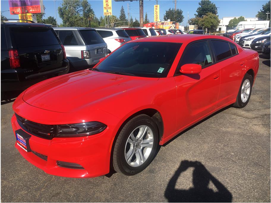 2018 Dodge Charger from USMotorsStockton.com