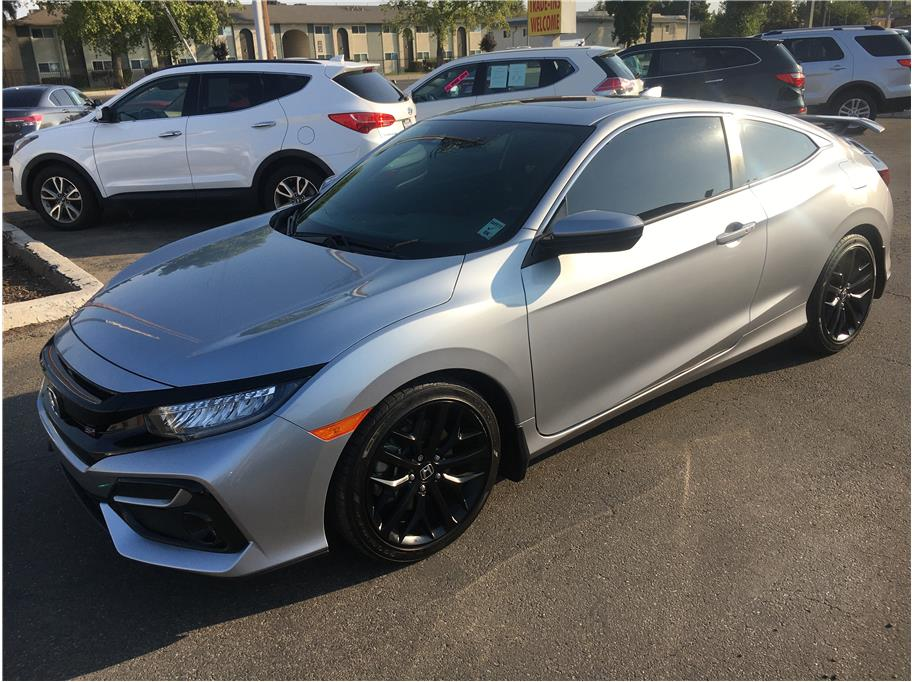 2020 Honda Civic from USMotorsStockton.com