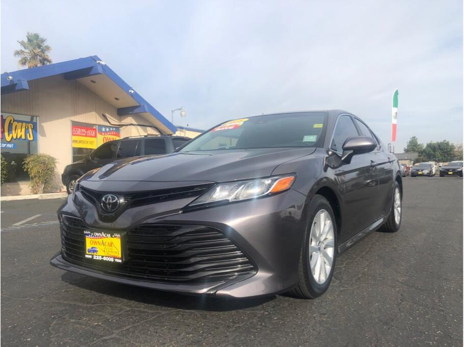 2018 Toyota Camry from Own a Car of Fresno
