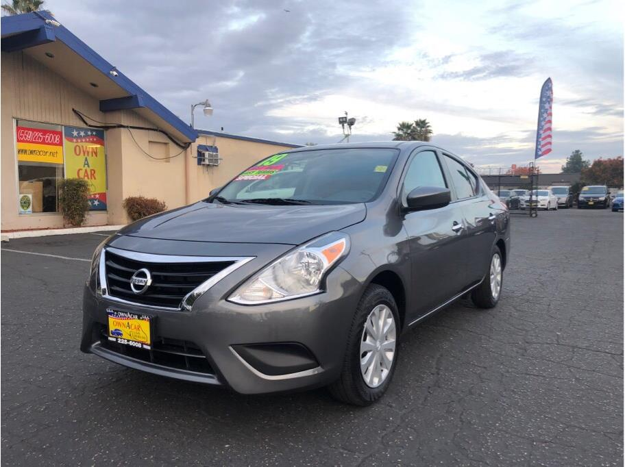 2019 Nissan Versa from Own a Car of Fresno
