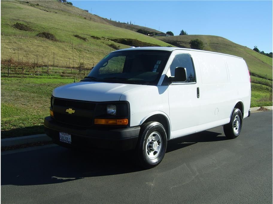 2014 Chevrolet Express 2500 Cargo from Elias Motors Inc