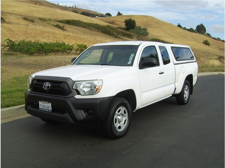 2014 Toyota Tacoma Access Cab from Elias Motors Inc
