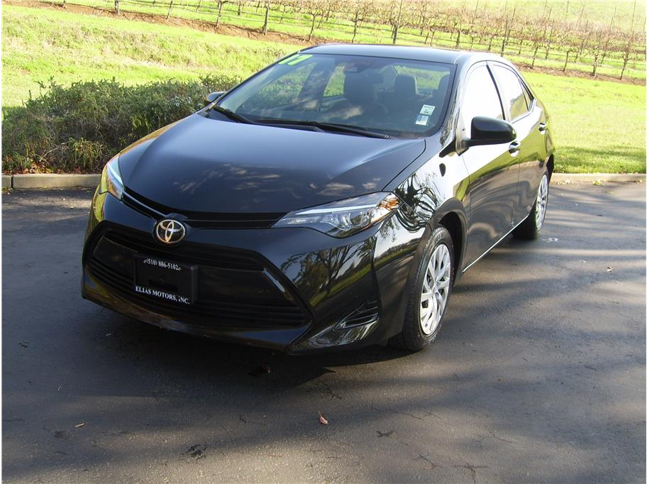 2017 Toyota Corolla from Elias Motors Inc