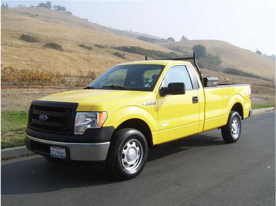 2014 Ford F150 Regular Cab from Elias Motors Inc