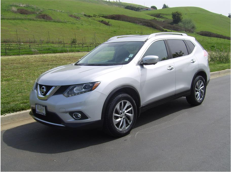 2015 Nissan Rogue from Elias Motors Inc
