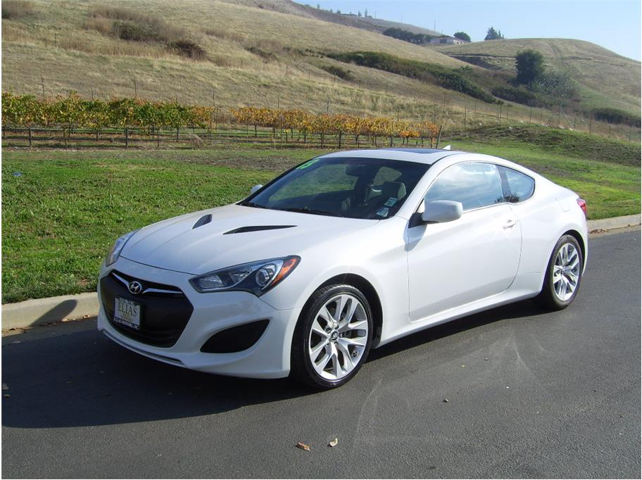 2013 Hyundai Genesis Coupe from Elias Motors Inc