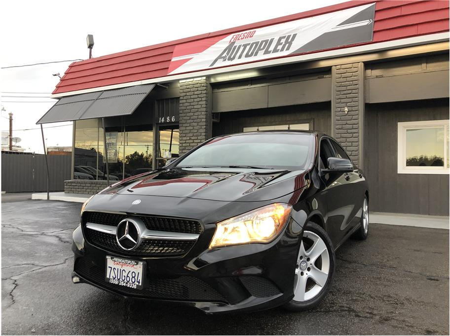 2016 Mercedes-Benz CLA from Fresno AutoPlex II