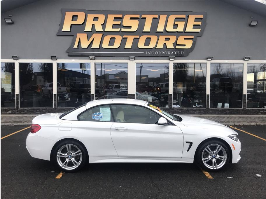 2018 BMW 4 Series from Prestige Motors, Inc.