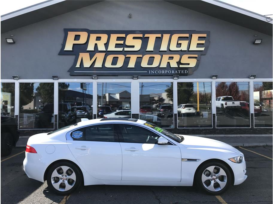 2017 Jaguar XE from Prestige Motors, Inc.