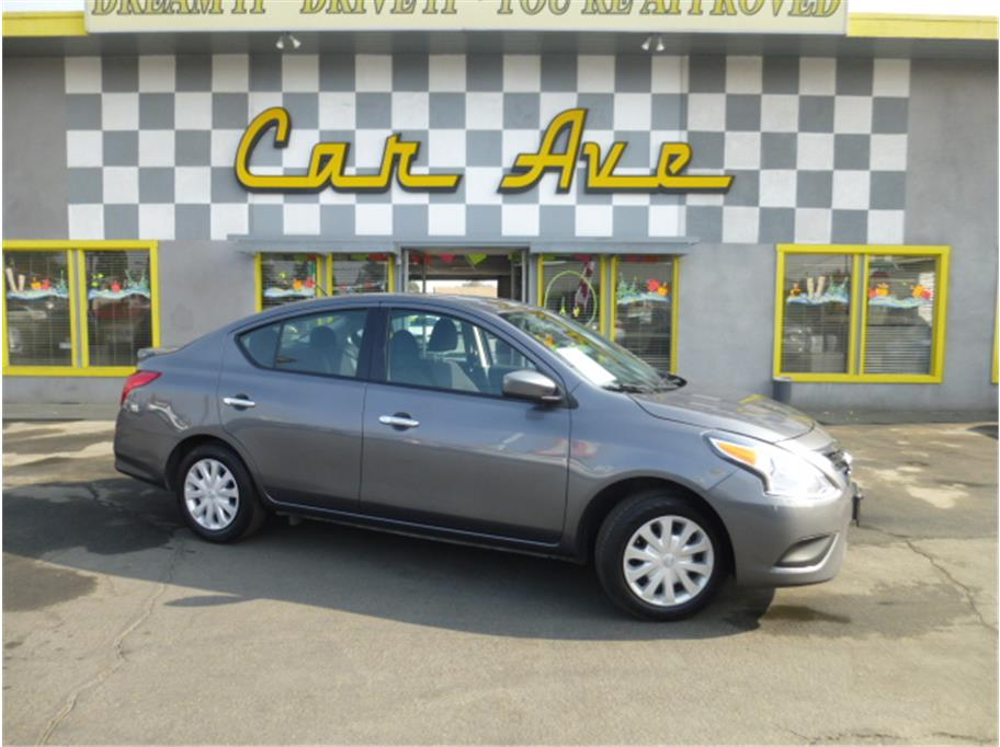 2018 Nissan Versa from CAR AVE
