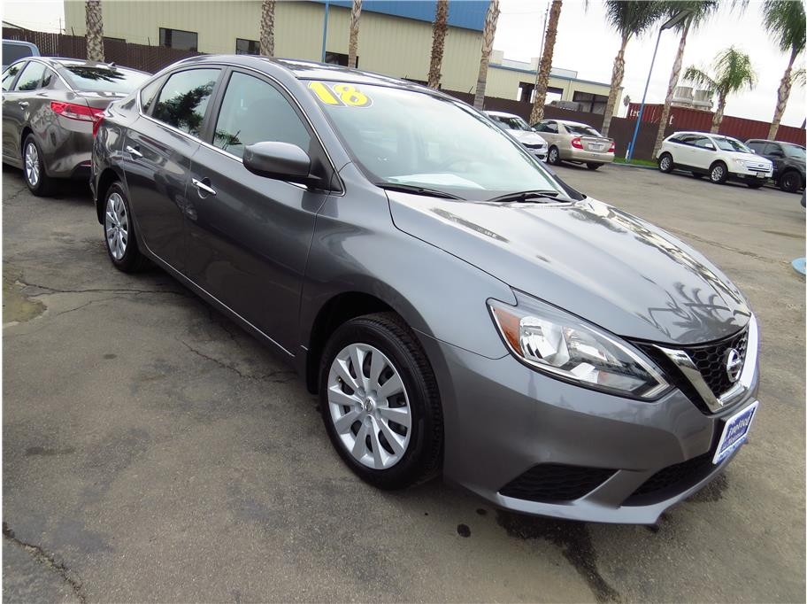 2018 Nissan Sentra from Limited Motors Auto Group