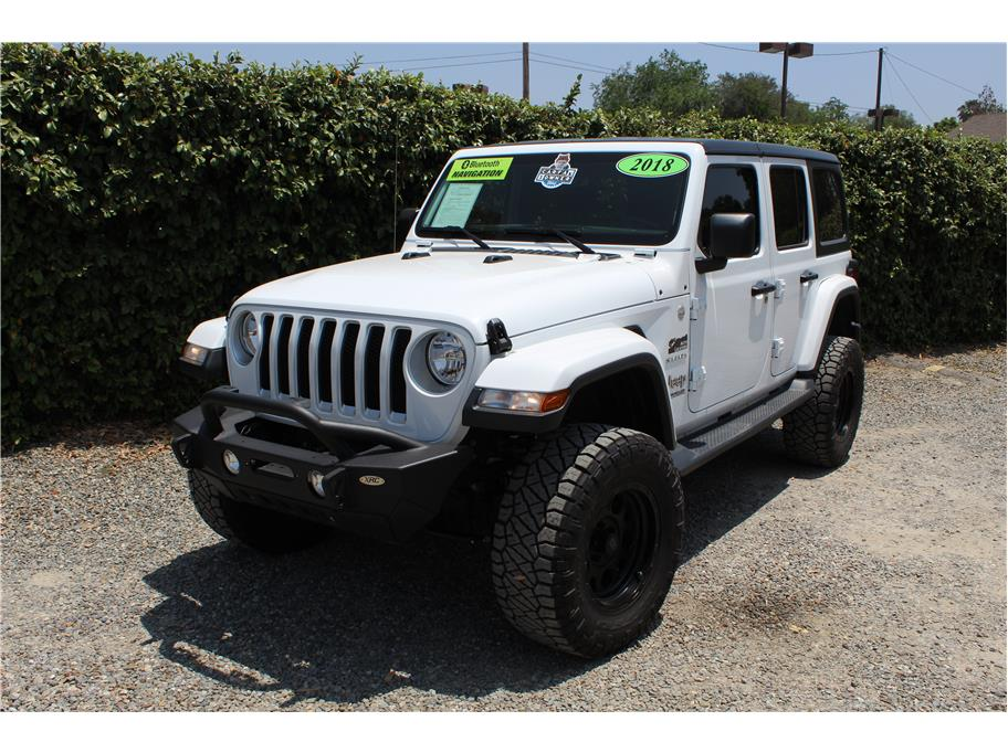 2018 Jeep Wrangler Unlimited from Auto Locators