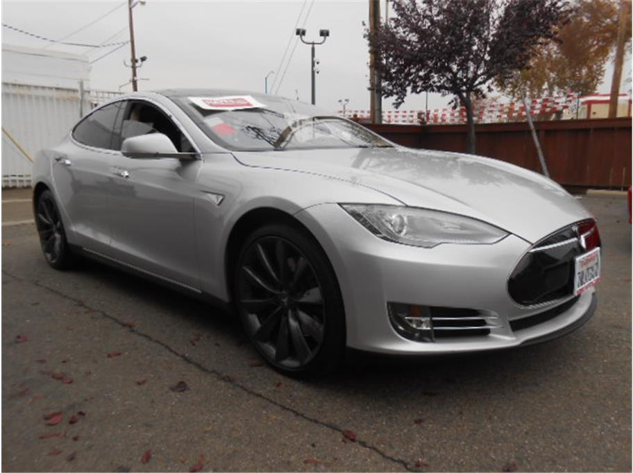 2013 Tesla Model S from Hayes Auto Sales