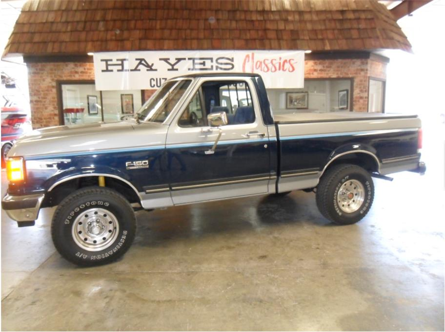 1990 Ford F150 from Hayes Auto Sales
