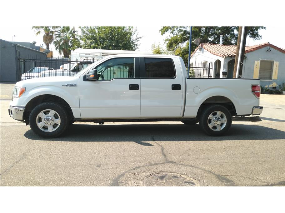2012 Ford F150 SuperCrew Cab