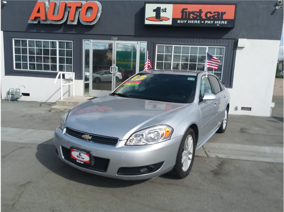 2013 Chevrolet Impala from First Car