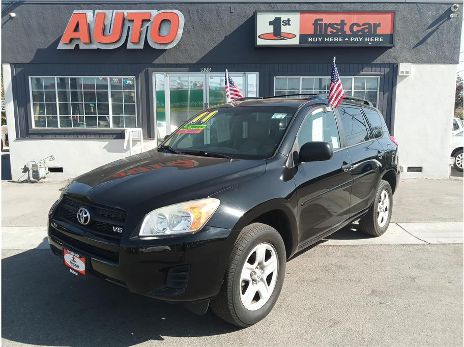 2011 Toyota RAV4 from First Car