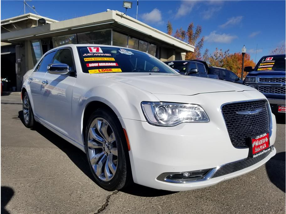 2017 Chrysler 300 from Madera Auto Plaza