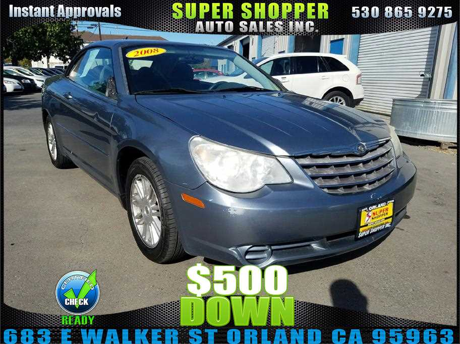 2008 Chrysler Sebring from Super Shopper Auto Sales Inc