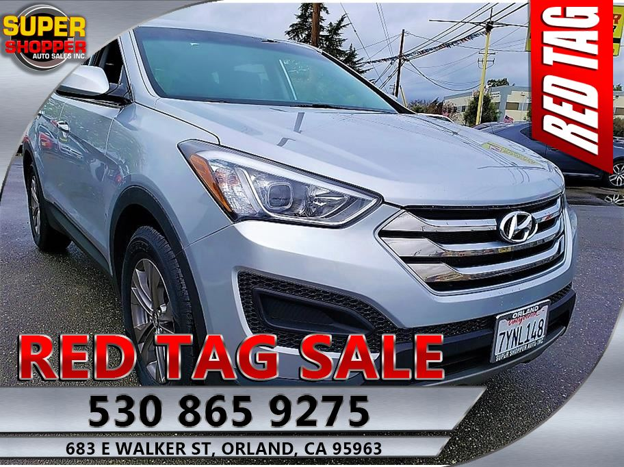 2016 Hyundai Santa Fe Sport from Super Shopper Auto Sales Inc