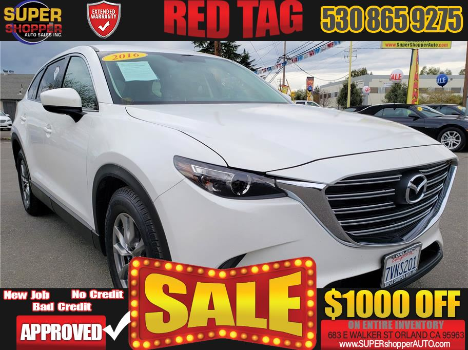 2016 MAZDA CX-9 from Super Shopper Auto Sales Inc