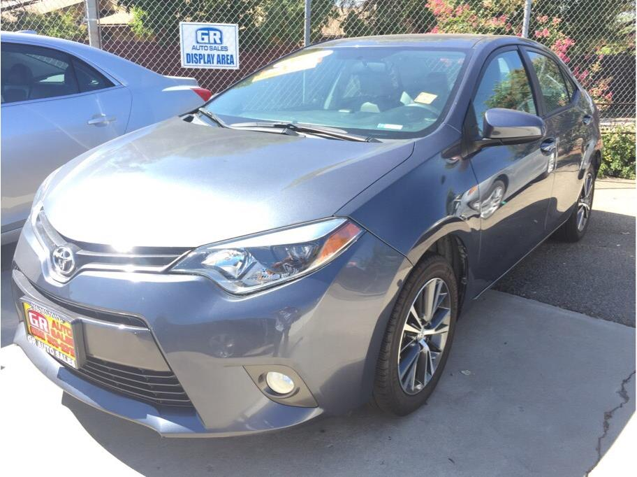 2016 Toyota Corolla from GR Auto Sales