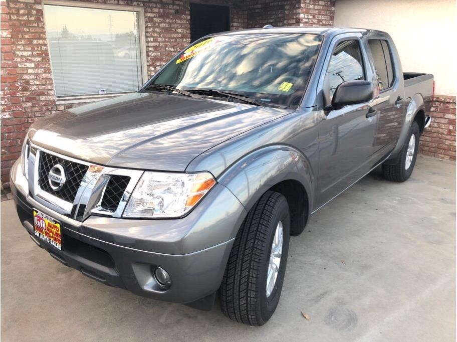 2016 Nissan Frontier Crew Cab from GR Auto Sales