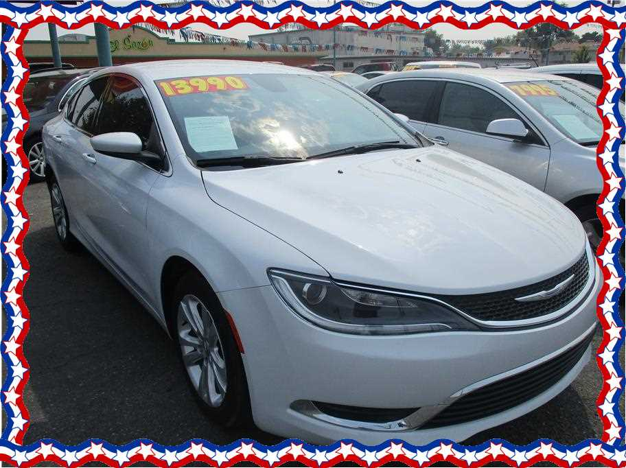 2015 Chrysler 200 from Affordable Auto Liquidators LLC