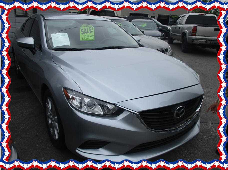 2016 Mazda MAZDA6 from Affordable Auto Liquidators LLC