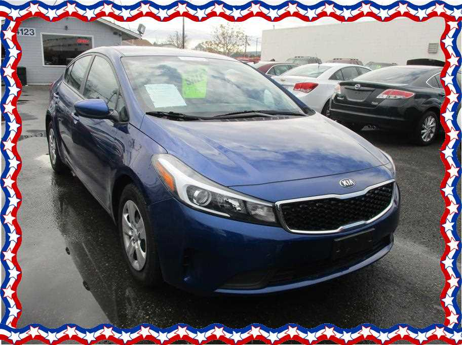 2017 Kia Forte from Affordable Auto Liquidators LLC