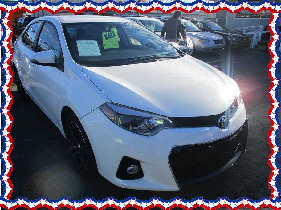 2016 Toyota Corolla from Affordable Auto Liquidators LLC
