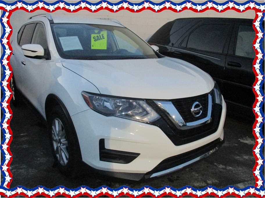 2017 Nissan Rogue from Affordable Auto Liquidators LLC
