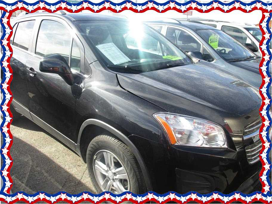2015 Chevrolet Trax from Affordable Auto Liquidators LLC